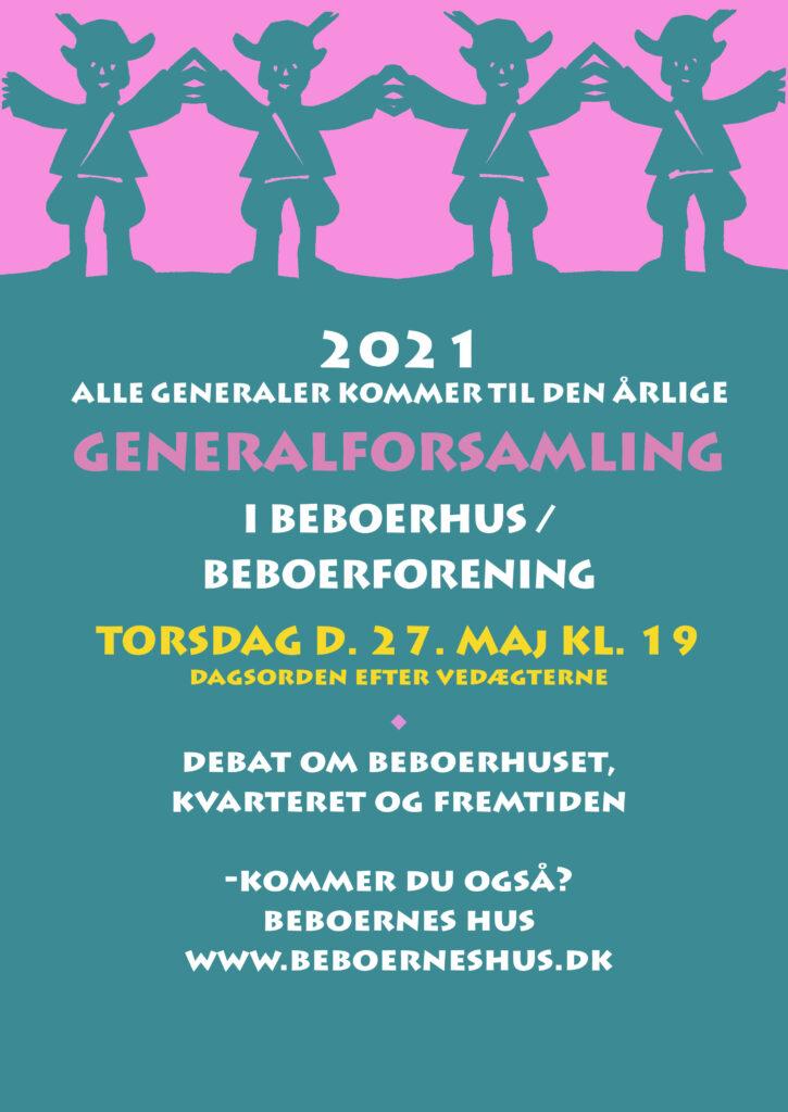 Kom til generalforsamling torsdag den 27. maj kl 19.