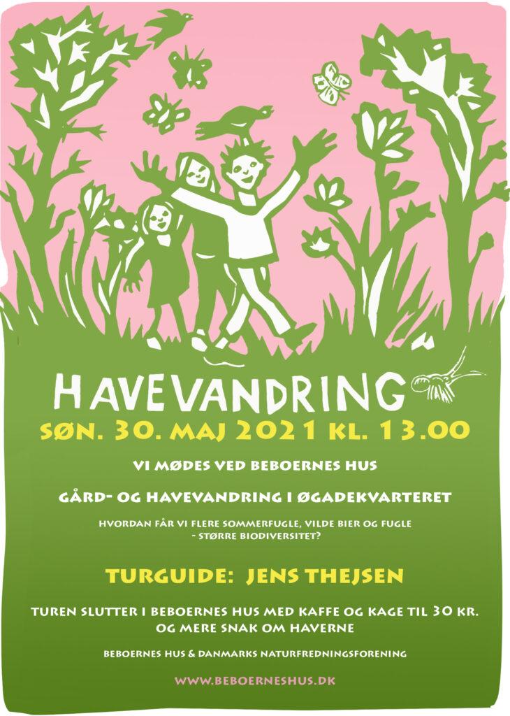 Kom med til spændende havevandring søndag den 30. maj kl. 13.